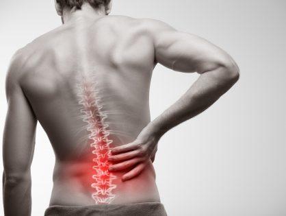 Rückenschmerzen (akute und chronische Dorsalgien)